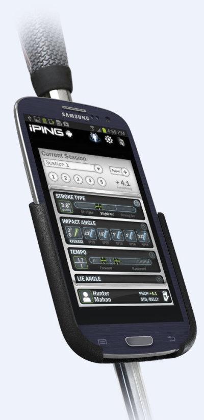 PING Samsung app