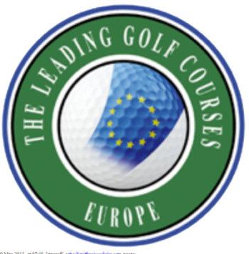 leading Golf Courses Europe logo