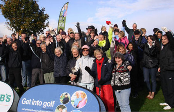 Get into golf enthusiasts at GaronPark, Essex - the GolfMark Club of the Year.
