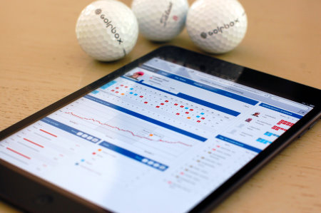 The Championship Management Software from GolfBox is developed to make mobile units like tables and smartphones a vital part of the future use of the software.