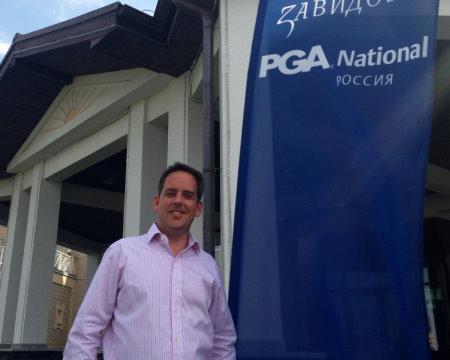 Phil Jones, Zavidovo Director of Golf