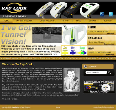 Ray Cook website