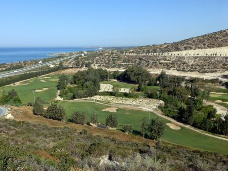 Venus Rock Resort view over hole 9