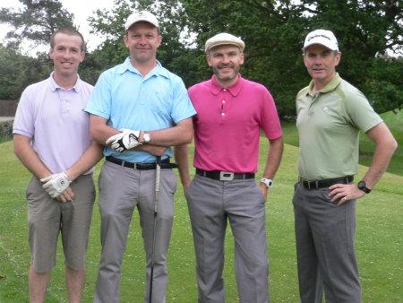 Swing for Sammy winners 2012