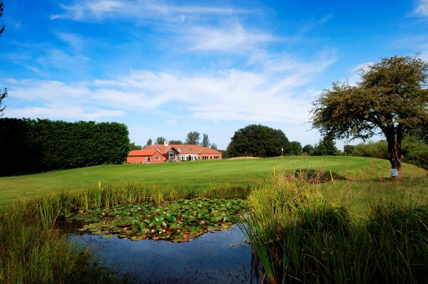 Waldringfield GC clubhouse