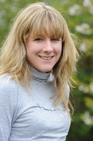 Operation Pollinator manager, Caroline Carroll