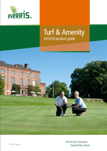 Everris Turf & Amenity Product Guide 2013/2014