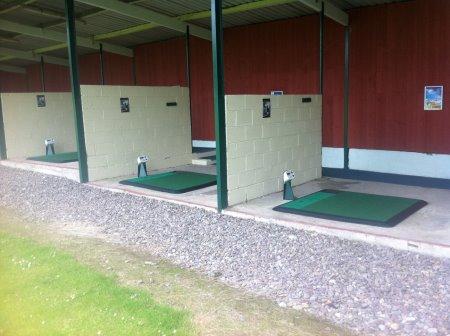 Power Tees Upgrade at Frankfield Golf Range, Cork