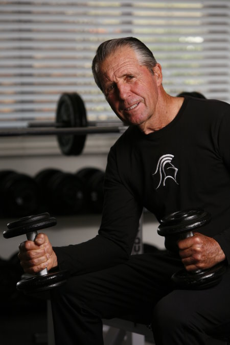 Gary Player id featured in ESPN Body Issue