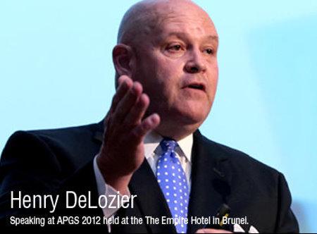 Henry DeLozier