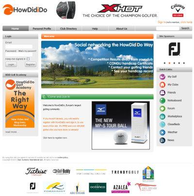 HowDidiDo website