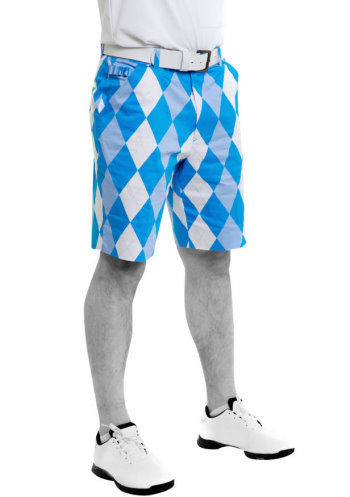Royal and Awesome shorts