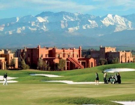 Samanah Country Club, Marrakech