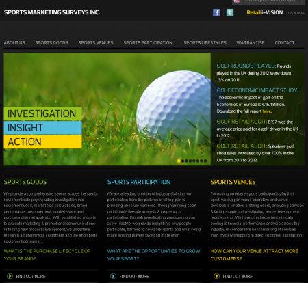 SMS INC website