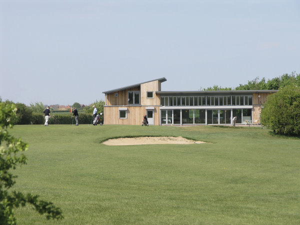 Sherdons Golf Centre Clubhouse