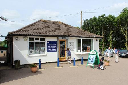 Verulam Golf Shop