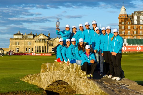 2013 European Solheim Cup Team to take on Team America in Colorado