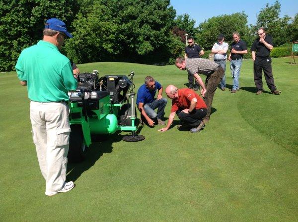 Air2G2 at Elm Green Golf Club