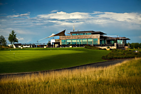 Albatross Golf Resort Clubhouse