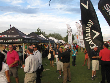 PGA Las Vegas 2013 Demo Night (Courtesy of PGA Golf Shows)
