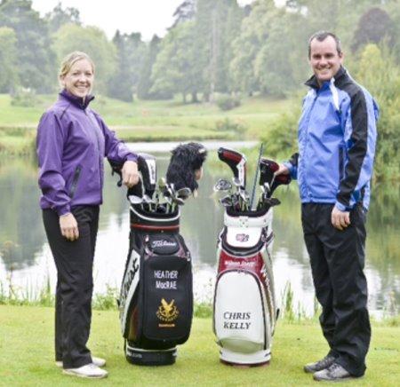 ProQuip unveil Scottish ambassadors at Ryder Cup 2014 venue