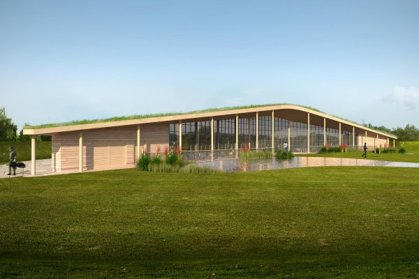 Richmond Park's new Clubhouse