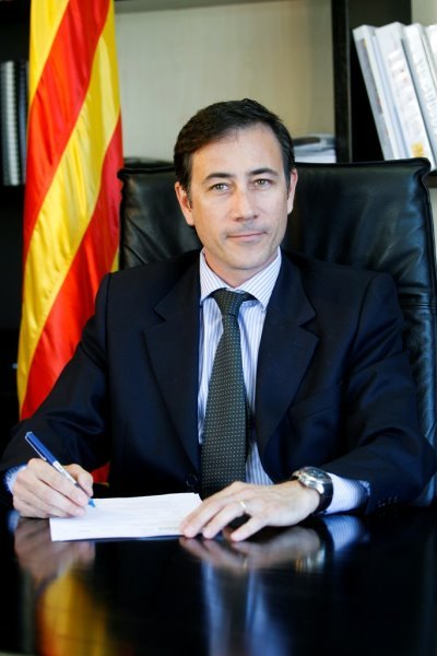 Xavier Espasa Añoveros, General Manager of the Catalan Tourist Board