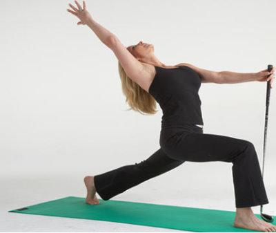 Yoga for golfers
