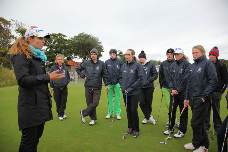 Allianz Golf Camp (photo credit Allianz)
