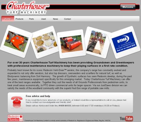 New Charterhouse website