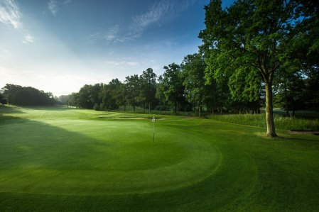 Oak Park GC near Farnham in Surrey is one of the Crown Golf clubs launching a Freedom Play membership