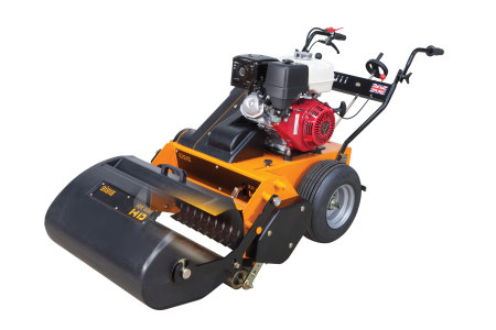 SISIS have launched the Rotorake 600HD Scarifier at IOG SALTEX 2013 through a series of 'focus group demonstrations' with groundsmen, greenkeepers and course managers throughout the country