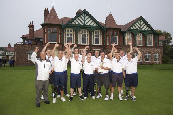 Simpson Cup winning team