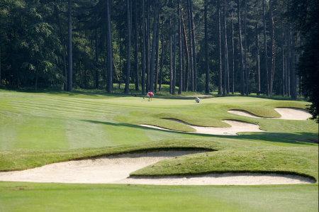 13th Hole Palmeston Course