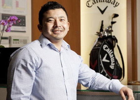 The ultimate aim of the Foundation is to provide work experience and employment opportunities for injured ex-Service Personnel like Vikrant Gurung who now works at Callaway' s European Headquarters