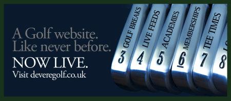 De Vere Golf website launch