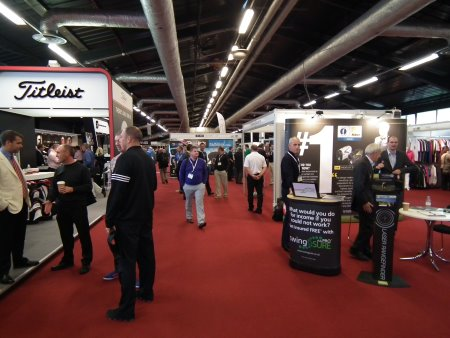 The Golf Show 2013 featured an exhibition of more than 50 of the industry's leading brands