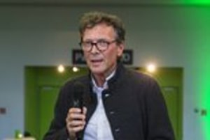 Gerhard Reiter, General Manager Messe Augsburg