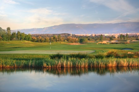 he Lakes Course at Lumine Golf Club, situated in the heart of Costa Daurada - host region for IGTM 2013, 11-14 November.(picture credit: Kevin Murray)