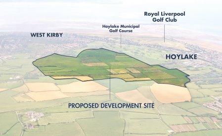New Hoylake resort
