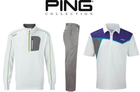 PING Collection play your best