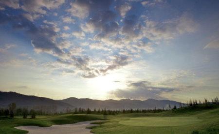 Pravets Golf Club, Bulgaria (designed by Harradine Golf) and managed by Braemar Golf