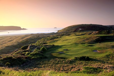 St Enodoc, one of the premier links courses in the Atlantic Links cluster