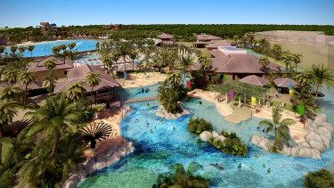 Theme parks - Ocean Quest and Ocean Splash.j