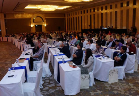 APGS 2013 was held in the Indonesian capital city of Jakarta at the Shangri-la Hotel 5-7 November