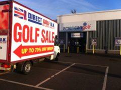 Direct Golf guerrilla marketinghoto