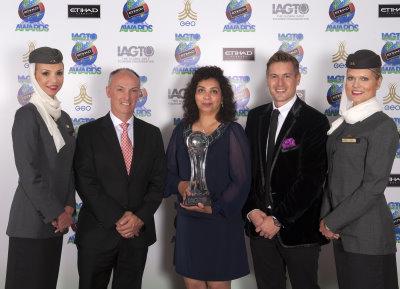 Dubai Golf Wins Global Golf Tourism Award