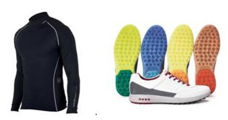 Ecco and UnderArmour at Foremost