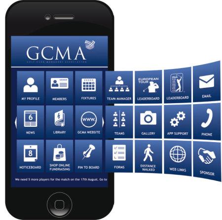GCMA app