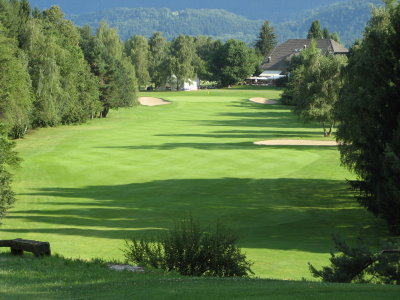 Bled Hole 9 Kings Course